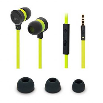 [macyskorea] ILuv iLuv IEP336GRNN Neon Sound High-Performance Earphone with SpeakEZ Remote/14286603