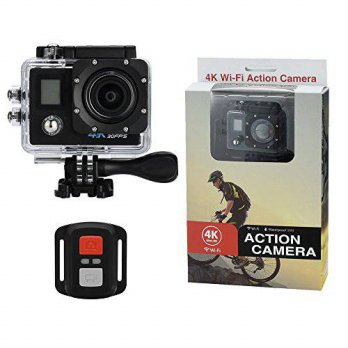 [macyskorea] Pantan Sports Action Camera with Remote Control, 4K HD WIFI 16MP Double Scree/15851849