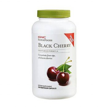 [macyskorea] GNC SuperFoods Black Cherry VALUE SIZE 240 Vegetarian caps/16125459
