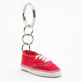 [macyskorea] Vans Authentic Keychain - Jester Red/14958363