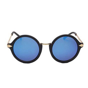 [macyskorea] D.King Retro Vintage Classic Round Sunglasses Colored Flat Mirror Lens 400UV /13326678