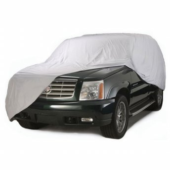 [Best Seller] Parachute SUV Car Cover L Size (4.8 x 1.75 x 1.2 Meter) / Penutup Mobi