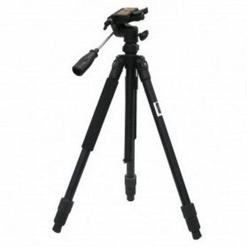 (Gold Product) Weifeng Portable Lightweight Tripod Video & Camera - WT-693 - Black