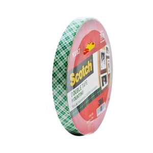 Double Tape Foam Scotch Mounting Tape 12mm x 3m