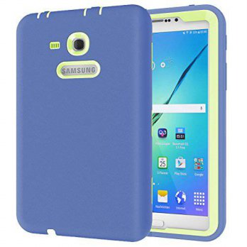 [macyskorea] Galaxy Tab 3 Lite 7.0 Case, Galaxy Tab E Lite 7.0 Case,Hocase Rugged Heavy Du/15644238