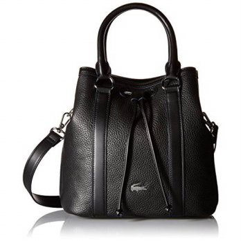 [macyskorea] Lacoste Renee Bucket Back, Black/14727237