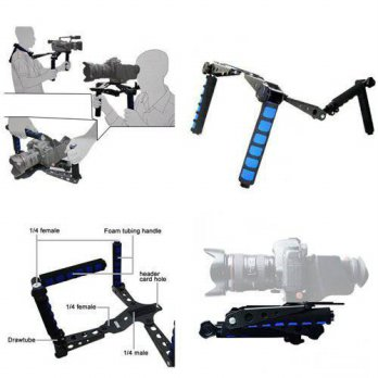 [macyskorea] EPhotoinc ePhotoinc RL01 DSLR Rig Movie Kit Shoulder Rig Mount Video Camcorde/15852475