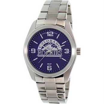 [macyskorea] Game Time Mens MLB-ELI-COL Elite Watch - Colorado Rockies/15779131