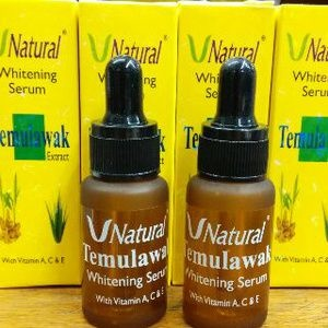Whitening Serum Temulawak V Natural/ POM NA 18141900202