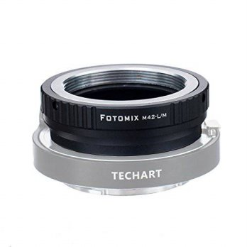 [macyskorea] FOTOMIX M42-LM Adapter for M42 Screw Mount Lens to Leica M L/M M9 M8 M7 M6 M5/16210125
