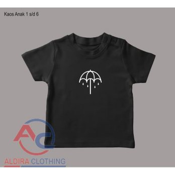 Kaos Anak Bring The Horizon - Aldira Clothing