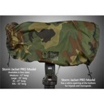 [macyskorea] Vortex Media Pro Storm Jacket Cover for an SLR Camera medium,Color: Camo/15856408