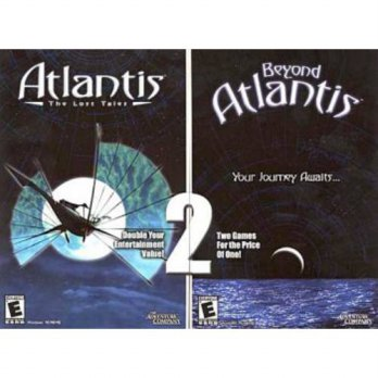 [macyskorea] The Adventure Company Atlantis Dual Pack: The Lost Tales + Beyond Atlantis/15894036