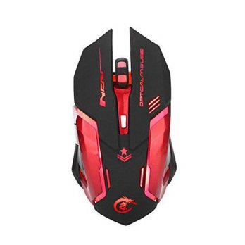 [macyskorea] USB Wired Athletics Gaming Mouse Mice - PerryLee 3200DPI 6 Buttons LED Optica/15894049