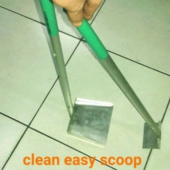 Clean Easy Scoop ukuran S kecil