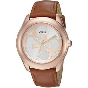 [macyskorea] GUESS Womens U0895L3 Trendy Rose Gold-Tone Stainless Steel Watch with Analog /15781691