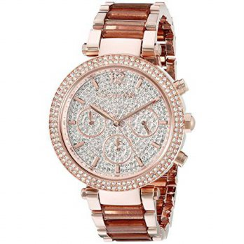[macyskorea] Michael Kors Womens Parker Rose Gold-Tone Watch MK6285/15781127