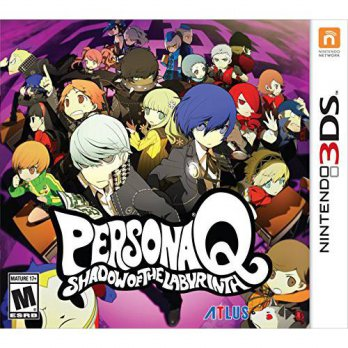 [macyskorea] Atlus Persona Q: Shadow of the Labyrinth - Nintendo 3DS Standard Edition/15893720