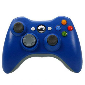 [macyskorea] NewBull Blue Wireless Game Remote Controller for Microsoft Xbox 360 Console/16208379