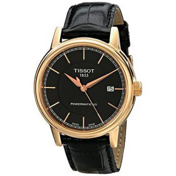 [macyskorea] Tissot Mens T0854073606100 Carson Analog Display Swiss Automatic Brown Watch/15811482