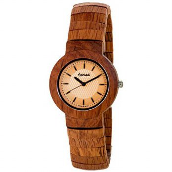 [macyskorea] Tense Wood Tense Womens Willow Watch in Rosewood L7000R-CO/15811543