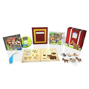 [macyskorea] Natsume Harvest Moon Skytree Village Limited Edition/15800419