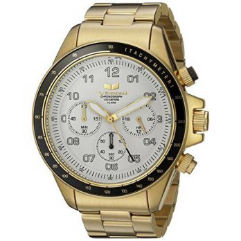 [macyskorea] Vestal ZR2 Quartz Stainless Steel Casual Watch, Color:Gold-Toned (Model: ZR20/15811292