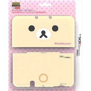 [macyskorea] I-Lex Nintendo and San-X Official Kawaii new3DS XL Hard Cover -Korilakkuma Fa/15800567