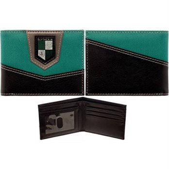 [macyskorea] BioWorld Harry Potter Slytherin Bi-fold Wallet/15832395