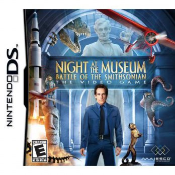 [macyskorea] Majesco Night at the Museum: Battle of the Smithsonian - Nintendo DS/15800871