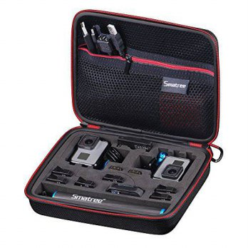 [Macyskorea] Smatree SmaCase G260SL Carrying Case For Gopro Hero 5/4 / 3 + / 3/2 / 1 (Cameras And / 14771353