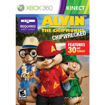 [macyskorea] Majesco Alvin and the Chipmunks: Chipwrecked - Xbox 360/15800747