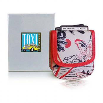 [macyskorea] Taxi Wallet Womens VINTAGE HAWAII VEGAN Small Compact Card Coin Wallet/14954021