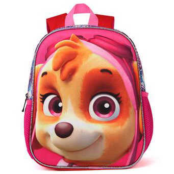Tas Ransel Anak Model Cute Dog Paw Patrol - Pink