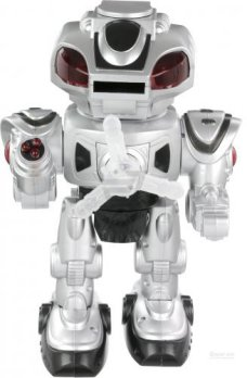 ROBOT Android KD-8802A Silver