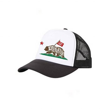 [macyskorea] Billabong Mens Bearflag Ca Snapback Hat in White One Size/13776547