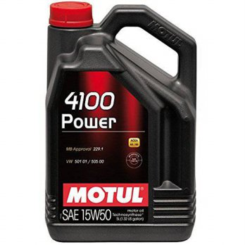 [macyskorea] Motul 100273-4PK Motor Oil - 5 Liter, (Pack of 4)/14926114