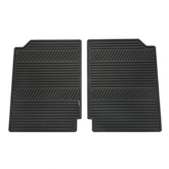 [macyskorea] General Motors GM Accessories 22793575 Rear All-Weather Floor Mats in Black w/14942341