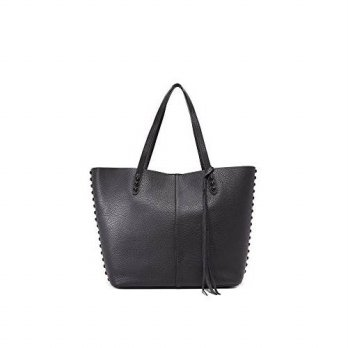 [macyskorea] Rebecca Minkoff Medium Unlined Tote, Black/13750214