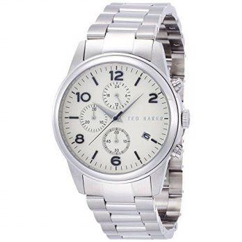[macyskorea] Ted Baker Mens TE3059 Round Stainless Steel Watch/16146373