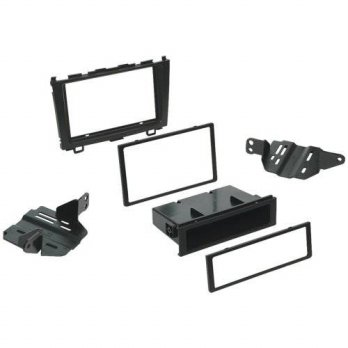 [macyskorea] Scosche Dash Kit for 2007-Up Honda Crv Iso Din with Pocket and Double Din Kit/14883689