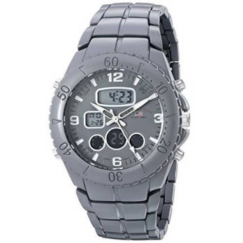 [macyskorea] U.S. Polo Assn. Sport Mens US8579 Analog-Digital Display Analog Quartz Grey W/16146420
