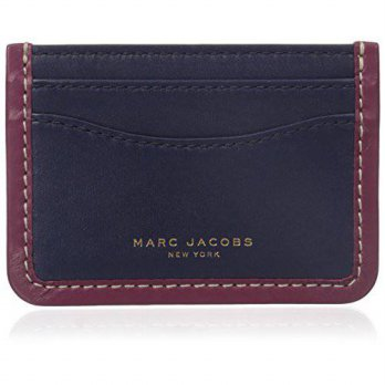 [macyskorea] Marc Jacobs Madison Slgs Credit Card Holder, Midnight Blue, One Size/14895984