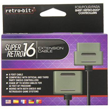 [macyskorea] Retro-Bit SNES 6-Feet Extension Cable/15778495