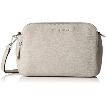 [macyskorea] Michael Kors Bedford Double Zip Messnger Bag (Cement)/14631740