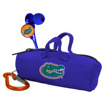 [macyskorea] AudioSpice NCAA Florida Gators Scorch Earbuds with Bud Bag/15665437