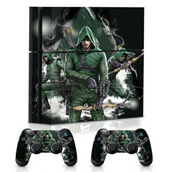 [macyskorea] Controller Gear Arrow Shooting Stances - PS4 Combo Skin Set for Console and C/15778421