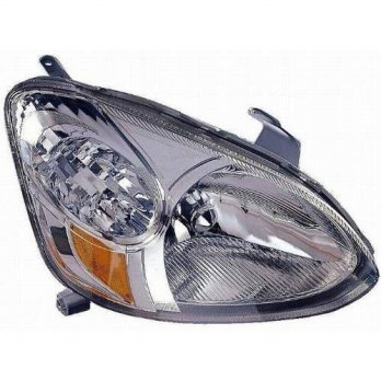 [macyskorea] Depo 312-1166R-AS Toyota Echo Passenger Side Replacement Headlight Assembly/15763155