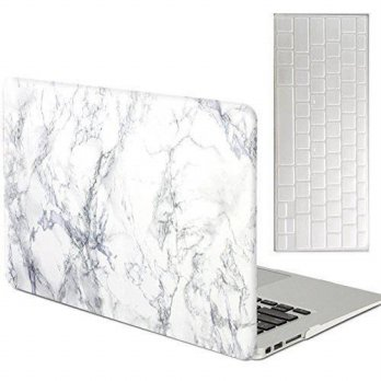 [macyskorea] Rinbers Hard Shell Case Print Frosted with KB Skin for MacBook Air 11.6 Inch /15839851