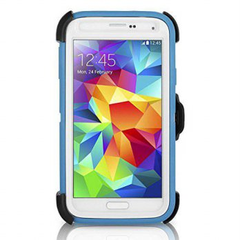 [macyskorea] OtterBox Defender Series for Galaxy S5 - White/Deep Water Blue/16132424